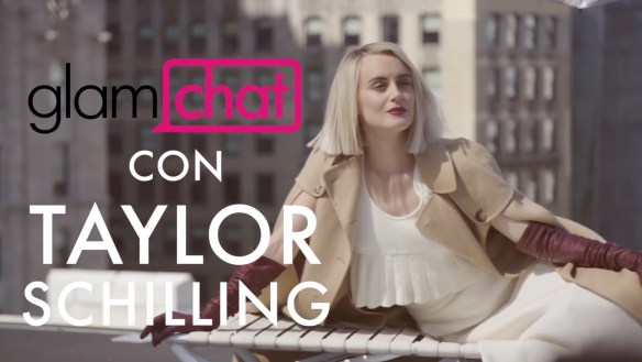 #GlamChat... con Taylor Schilling.mp4_20160319_145157.354