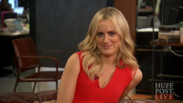 HuffPost Celeb #Nofilter With Taylor Schilling HPL.mp4_20160319_144249.756