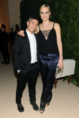 CFDA And Vogue 2013 Fashion Fund Finalists Celebration - Reception