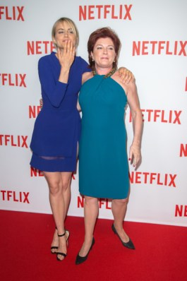 'Netflix' : Launch Party At Le Faust In Paris