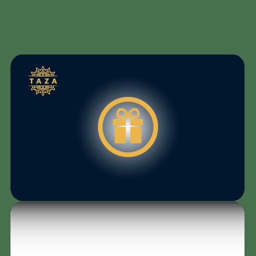 Taza Gift Card