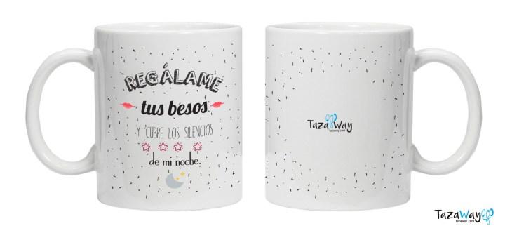 taza - regalame tus besos