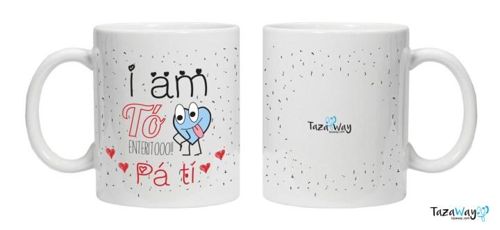taza - to enterito pa ti