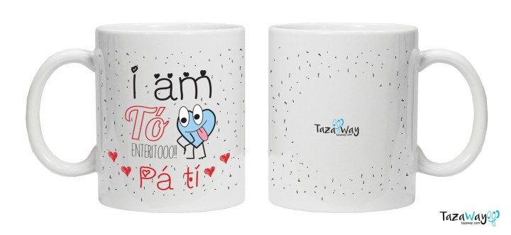 taza - to enterito pa ti