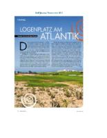 Golf Journal Novembre 2014