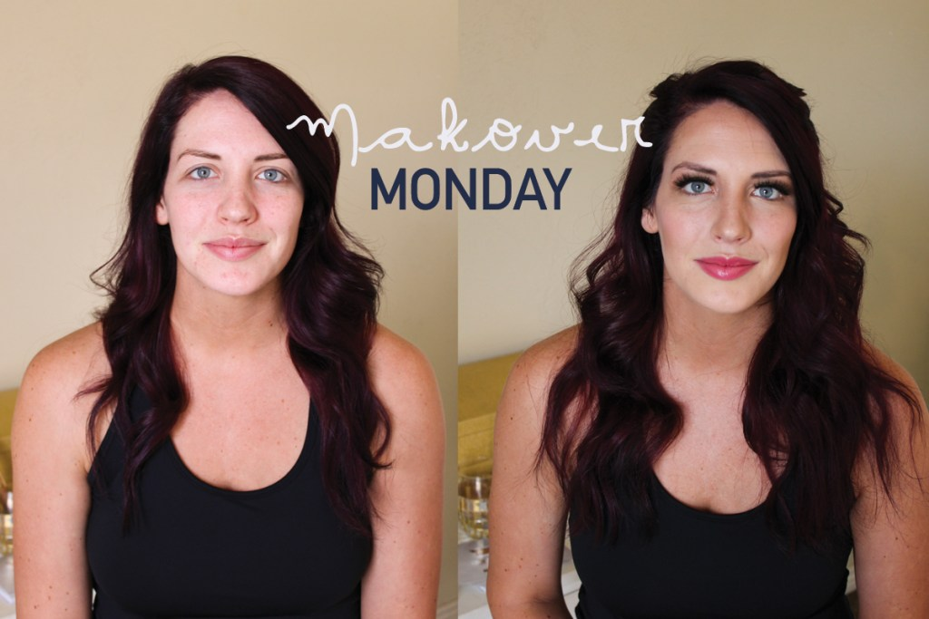 Makeover Monday, Before and After, Maskcara Beauty
