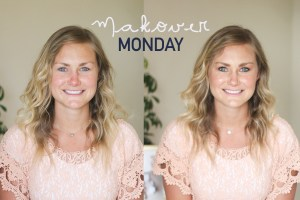 Makeover Monday – Easy 10 Minute Makeup