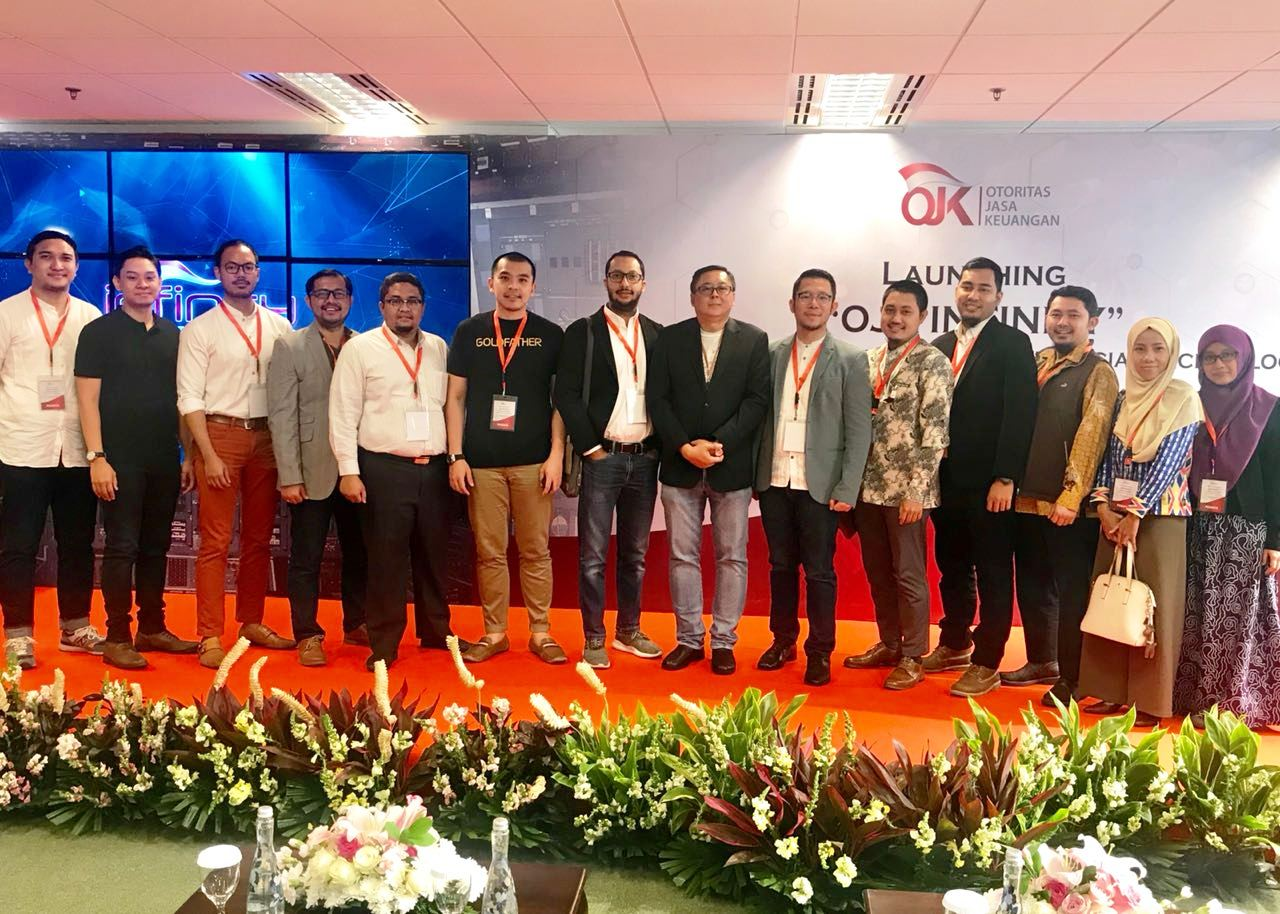 The Sharia Fintech Study Center (PSFS) Tazkia participated in the Soft Launching of The Financial Services Authority (OJK)