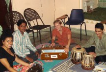 Indian classical music lessons