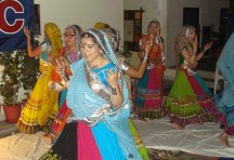 Indian classical dance lessons