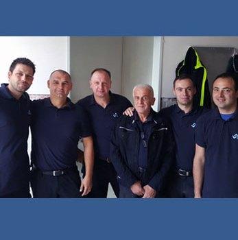 Unser Team der TB Aufzüge GmbH