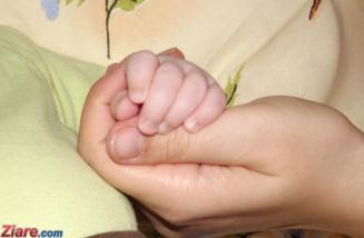 300.000 de copii romani s-au nascut in doar 4 tari europene de la intrarea tarii in UE