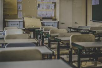 A crescut cu 22% numarul cazurilor de infectare la copii, in a treia saptamana de scoala