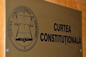 CCR amana a patra oara o decizie pe Codurile Penale