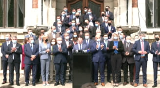 """Cine sunt sustinatorii candidaturii lui Florin Citu la sefia PNL. Ludovic Orban: """"O sa castig si va zbor din guvern!"""" SURSE VIDEO"""