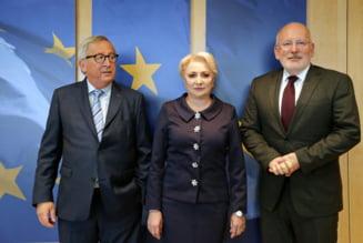 Comisia Europeana: Se exercita presiuni asupra institutiilor judiciare si asupra magistratilor, inclusiv prin infiintarea sectiunii speciale
