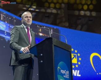 Manfred Weber ii cere lui Dancila sa renunte la comisarul interimar