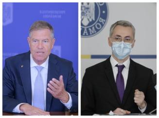 Miza disputei dintre Iohannis și Stelian Ion. Președintele ar putea deveni spectator la numirea procurorilor