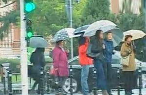semafor ploaie