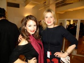 With Briella Calafiore (Glam Fairy)