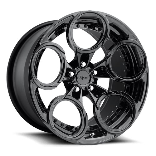 Rotiform ZRH Glass Black Alloy Wheel