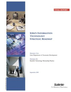 Iowainfotechroadmap