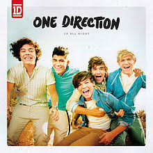 Image result for up all night 1d