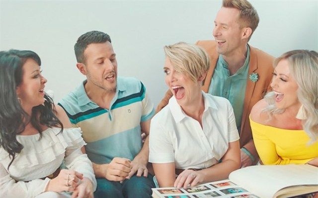 Steps are celebrating 23 years togethers as a band