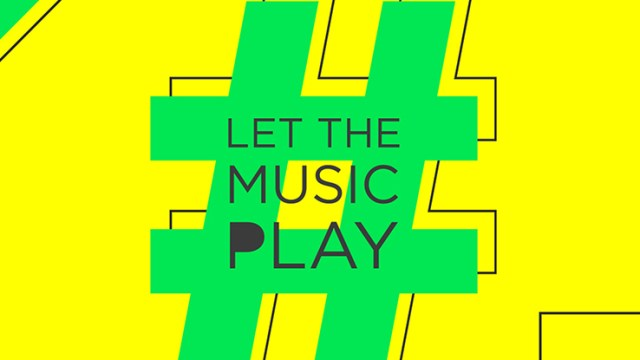 Louis Tomlinson, Little Mix and The Script support #LetTheMusicPlay