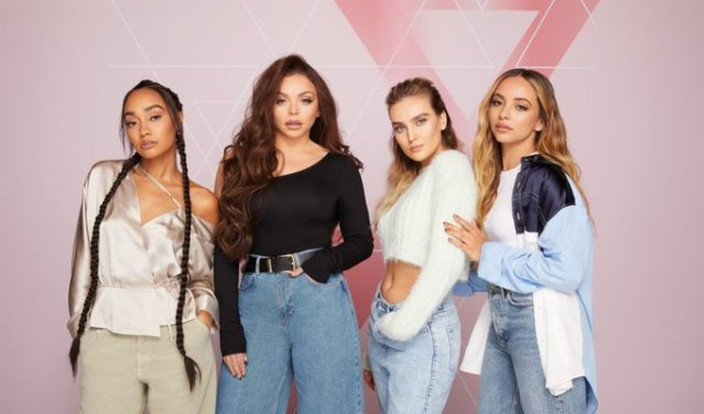 Little Mix, Simple Skincare and Ditch The Label choose kindness