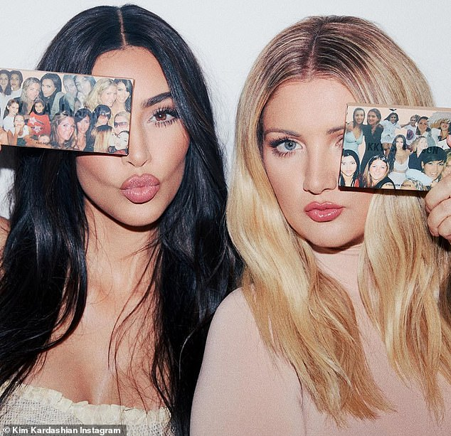 Kim Kardashian-West and Allison Statter announce KKW X ALLISON Collection