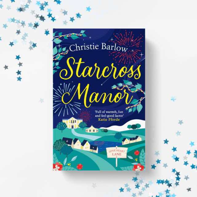Looking for something to read this summer? Then you need to read Starcross Manor by Christie Barlow