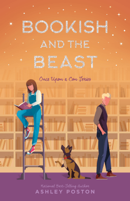 Why We Love Bookish and the Beast by Ashley Poston