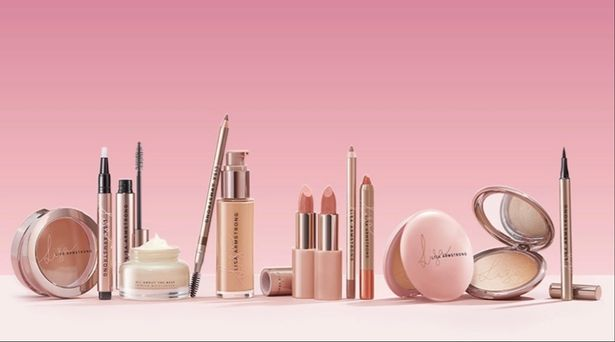 Lisa Armstrong's Makeup Collection with Avon is perfect
