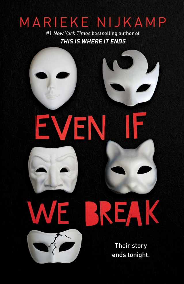 Can't wait to read Even If We Break by Marieke Nijkamp? Read a sneak peek now!