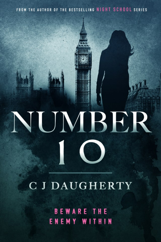 Number 10 by CJ Daugherty is a book you will find hard to put down