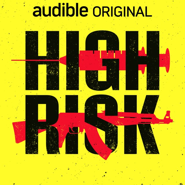 High Risk is Ben Timberlake's true story of life in the SAS