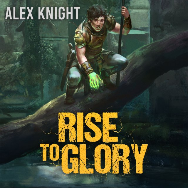 Rise to Glory by Alex Knight makes you feel as if you are in the story too!