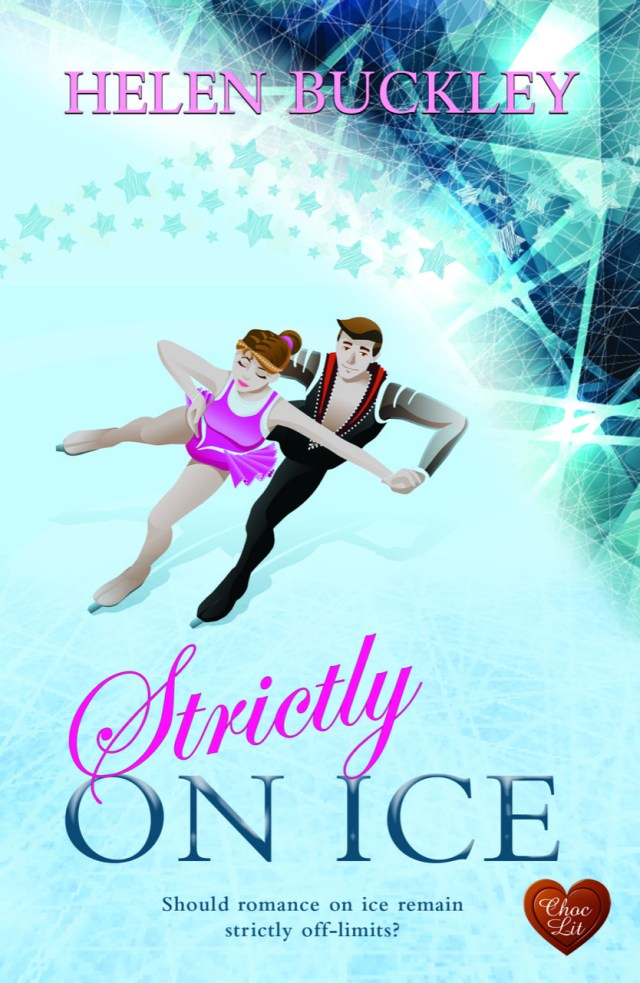 Strictly on Ice by Helen Buckley will sweep you off your feet and on to the ice