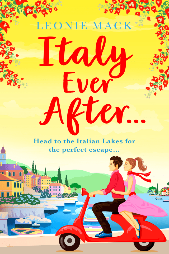 Escape with Italy Ever After by Leonie Mack