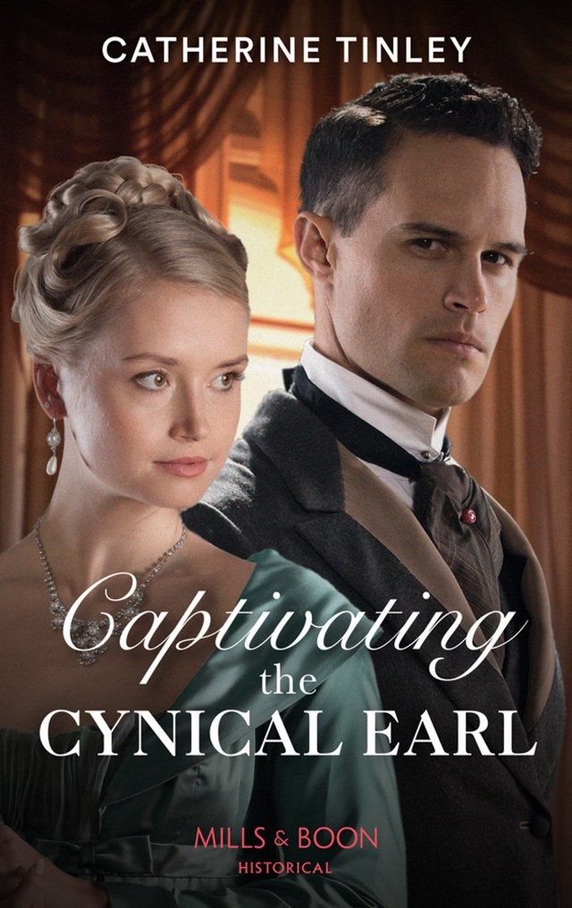 Captivating the Cynical Earl by Catherine Tinley will sweep you off your feet