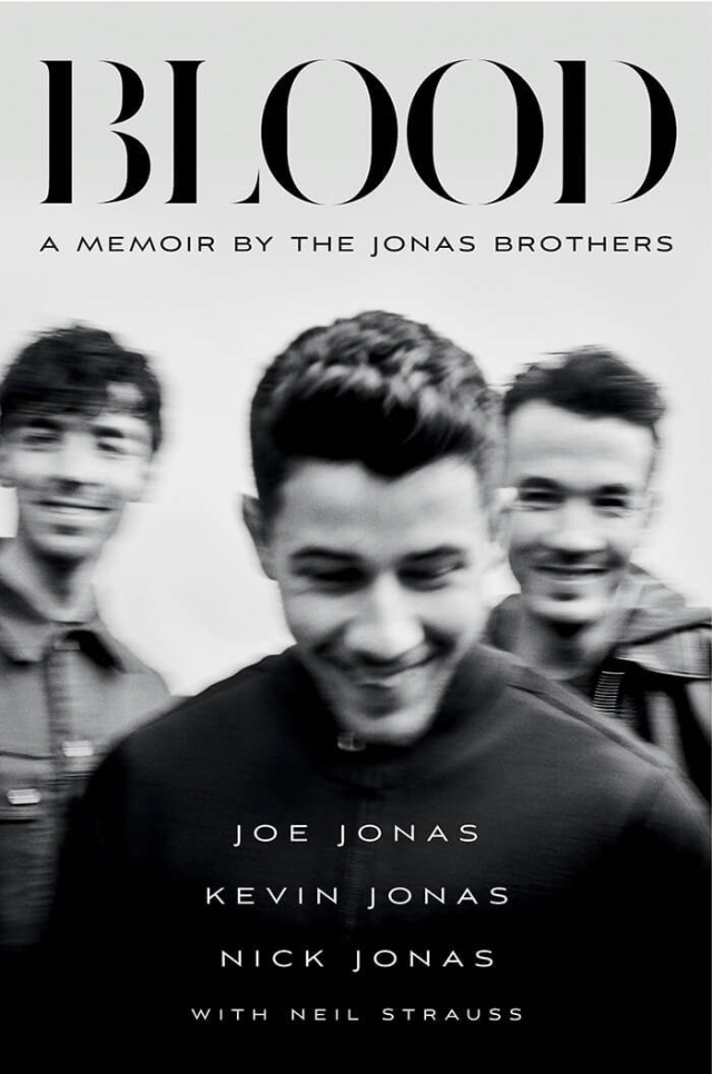 Everything you need to know about 'Blood' , The Jonas Brothers Memoir