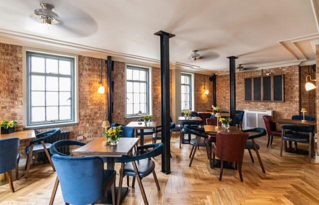 Luxury Renovation for The Footman, in Mayfair, London