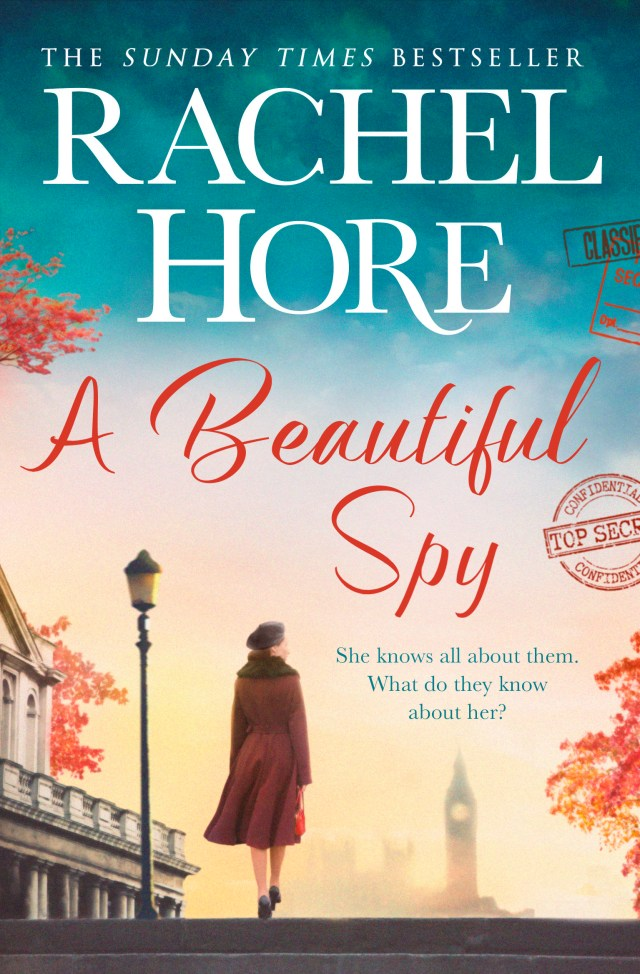A Beautiful Spy by Rachel Hore is a captivating read