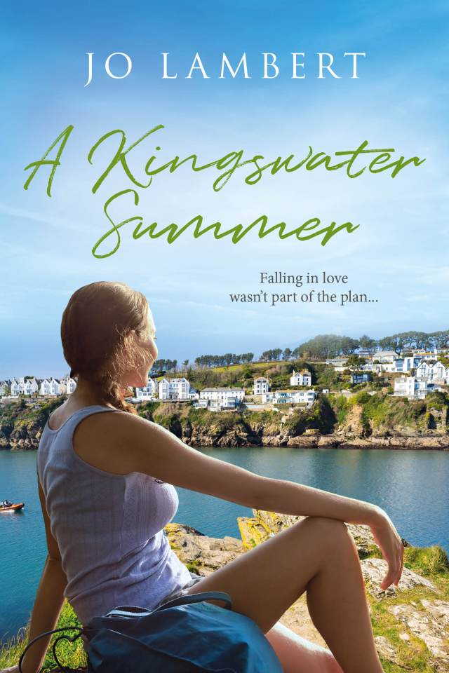 A Kingswater Summer by Jo Lambert will sweep you away to Cornwall