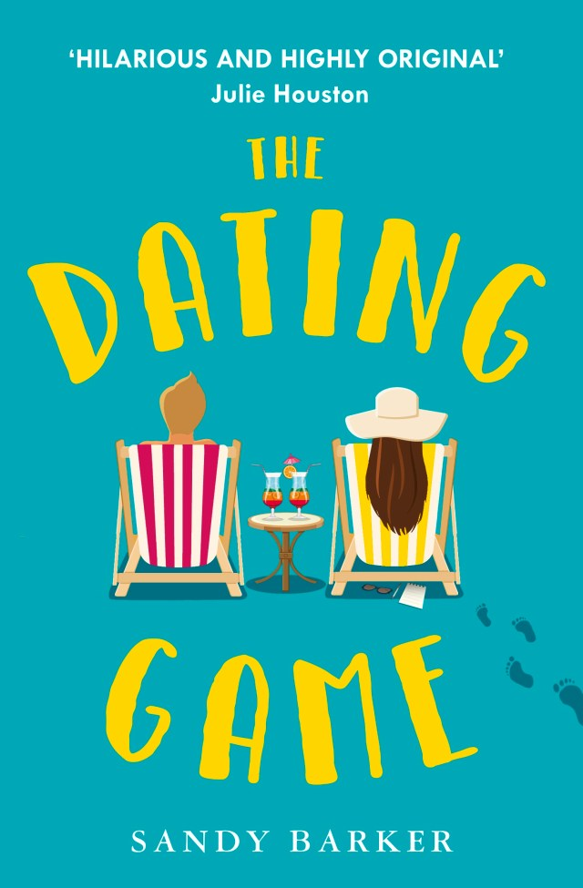 The Dating Game by Sandy Barker is a hilarious and romantic read