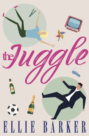 Exclusive Extract: The Juggle by Ellie Barker