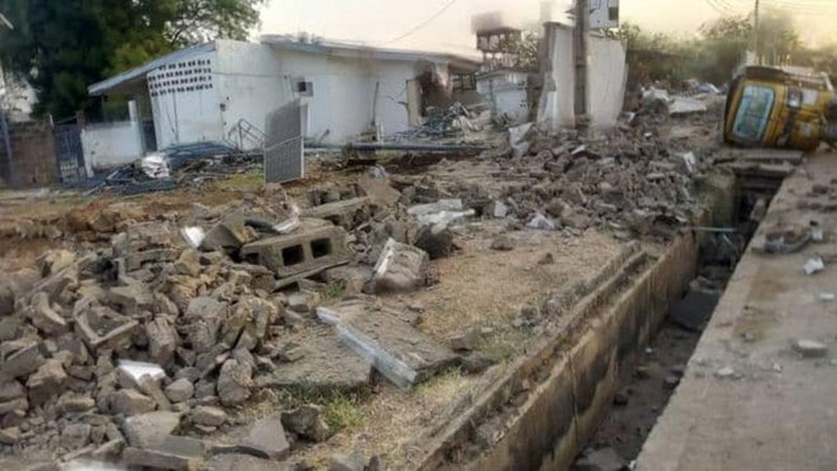 Association Says Demolition Of Saraki's House In Llorin 'not Fair'