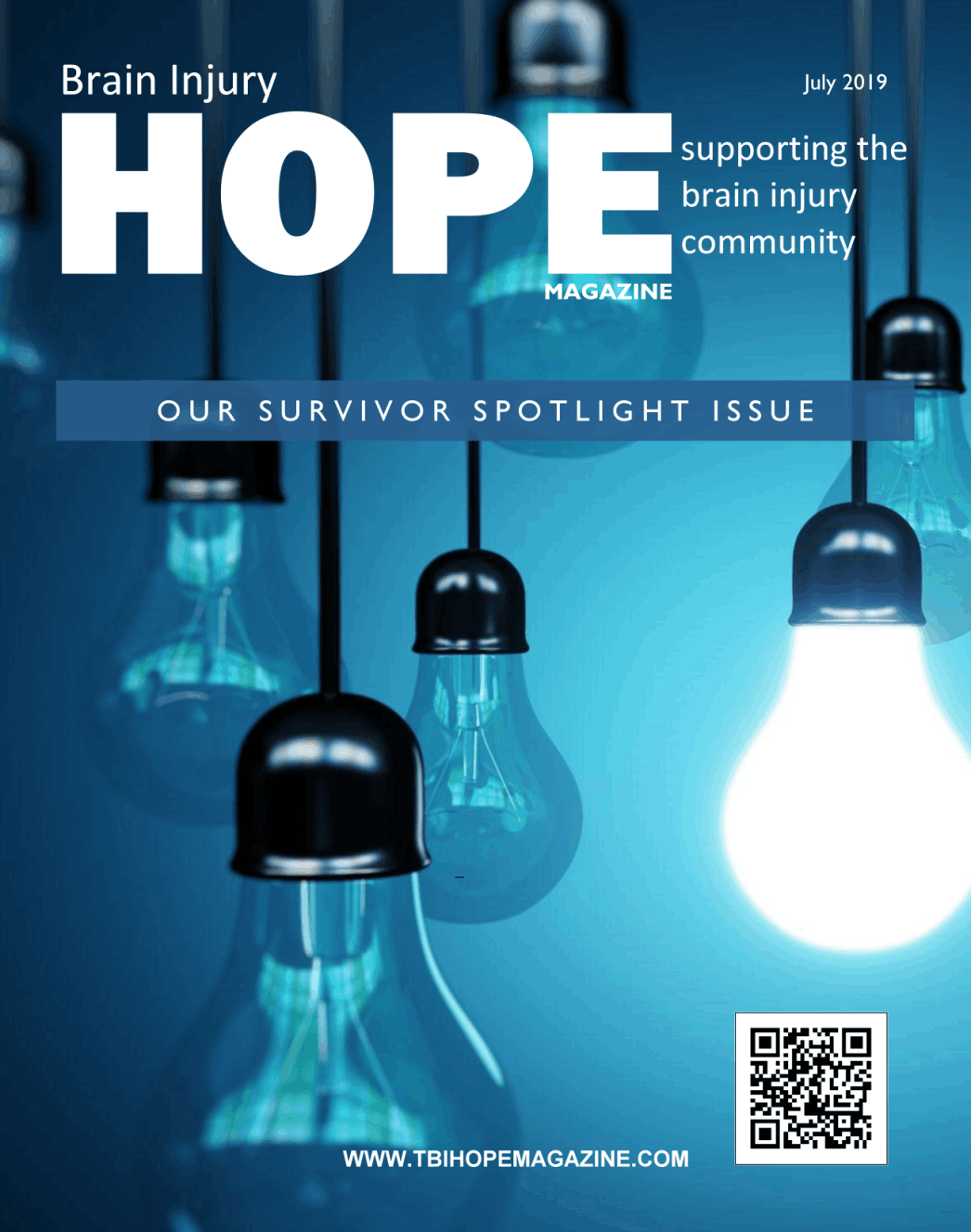 Hope after Brain Injury Magazine