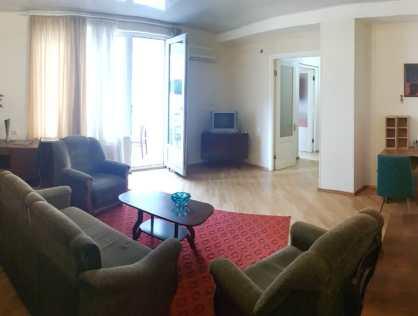 Сдается в долгосрочную аренду двух комнатная квартира в районе Вера в Тбилиси